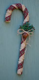 Deco Mesh Candy Cane  Much Cuter Than Most Of The Others I Have Candy Cane Wreath Christmas Craft