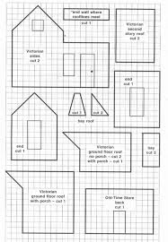 Gingerbread House Patterns Fascinating A Couple Of Ginger Bread House Patterns Including Dormer Window And