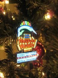 Light Up Pensacola Beach Sign Ornament Simply Ccb Happy Holidays