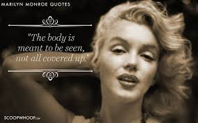 Marilyn Monroe Quotes On Beauty Best of 24 Quotes By Marilyn Monroe That Break The 'Dumb Blonde' Stereotype