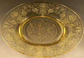 Depression Glass Patterns Classy Depression Glass Reproductions