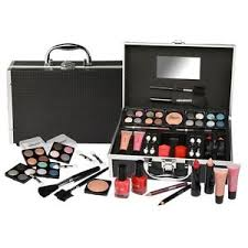 image is loading s make up kit cosmetic carry set case