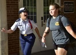 U S Coast Guard Academy Welcomes Class Of 2023 Coast
