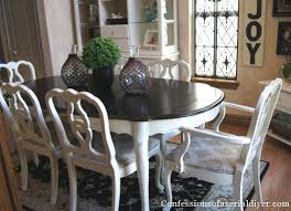 painted dining room furniturebutterfly dining room table best paint colors for bedrooms with