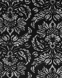 wallface 14800 imperial wall panel vintage baroque damask 3d interior wall decor self adhesive black