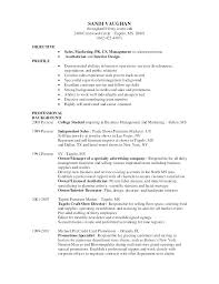 Good Job Resume Samples Resumes Examples For Jobs Example Of A Good