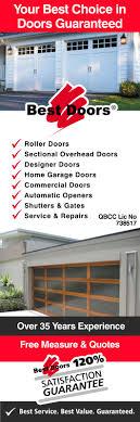 garage doors australia