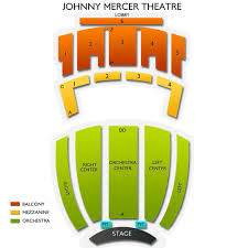 Johnny Mercer Theatre Tickets