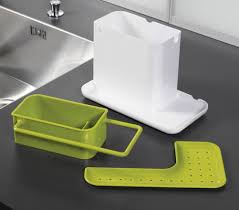 sink tidy cutlery holder caddy storage plastic racks organizer caddy storage kitchen sink utensils holders dr