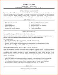 Marketing Job Resume Sales Executive Sample Within How To Write A