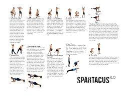 spartacus workout 2 0 i really like this workout