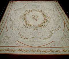 antique french aubusson rugcirca 1870 16 10 x 18 6