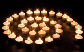 May The Light Of This Candle Candlemas Verse When Sleet Blinds You Hail Drowns Out