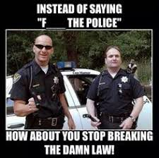 Good Cop, Bad Cop? Funny? on Pinterest | Cops Humor, Funny Cops ... via Relatably.com