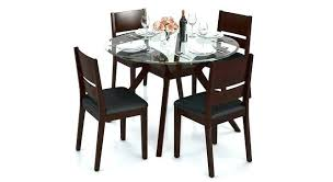 round dining tables and 4 chairs argos pine table small small dining table and chairs