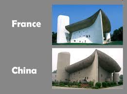 famous architecture buildings. Delighful Architecture China France Copycat Buildings And Famous Architecture Buildings