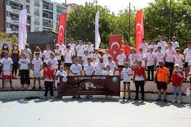 Sinop'ta 15 Temmuz şehitleri için koştular - Haberler Spor
