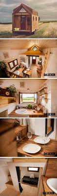 The Odyssey tiny house from Baluchon: