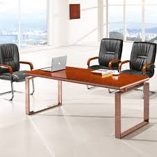 small office tables. Great Small Office Meeting Table With Modern Wooden Metal Framehy A218 Tables R