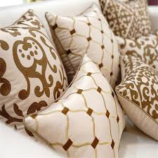 high end pillows. Plain Pillows Aliexpresscom  Buy European High End Embroidery Cushions Luxury Decor  Throw Pillows Without Inner Sofa Home Funda Cojines DecorativosI Pc From Reliable  Throughout