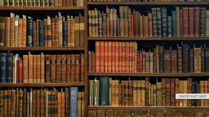 Collection of Bookshelf Wallpaper on HDWallpapers 500500 Bookcase Wallpaper  | Adorable Wallpapers