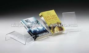 Angled Display Stand 100 Budget Desktop Angled Acrylic Book Display Stand Book Easel 3