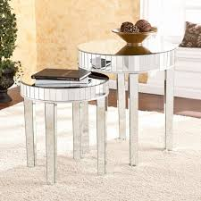 the best small round side table for nursery lovely stacked nesting of trend and small side