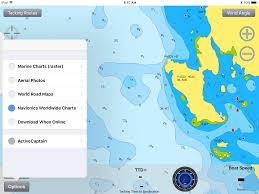Boating Chart App Mc Subject