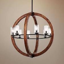 kichler grand bank 4 light chandelier luxury grand bank 28 wide double wood chandelier by