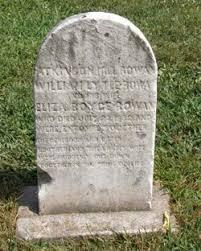 Eliza Boyce Rowan (1805-1833) - Find A Grave Memorial