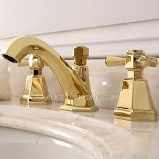 bathroom faucets widespread. Antique Brass Bathroom Faucets Widespread Golden