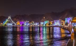 Skyline Festival Of Lights Discount Muscat Festival Of Lights Arts Outdoor Lighting Technology