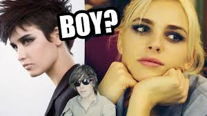 Guy that looks like a girl