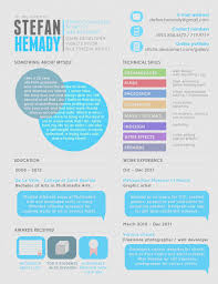 creative cv resume design inspiration my creative resume