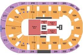 Target Center Row Chart Buy Wwe Tickets Seating Charts For Events Ticketsmarter
