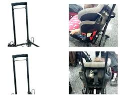 car seat with wheels for airport car seat carrier airport cart car seat travel stroller airport