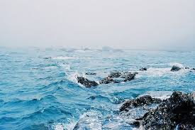Ocean Tumblr Photography Beautiful Blue Outside Scenery Sky Water In Simple Design