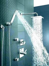 spa shower heads beautiful head hotel dual with handheld delta aqua filter