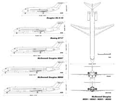 mcdonnell douglas md 80 comparison of dc 9 boeing 717 and different md 80 versions
