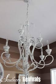 black chandelier painted best spray painted chandelier ideas on paint model 10
