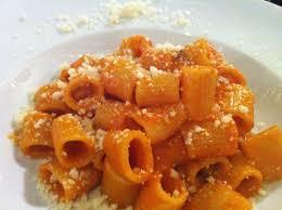 amatriciana pasta rome food