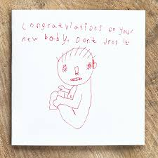 Congrats Baby Card Arthouse Unlimited Charity Congratulations On Your New Baby Card
