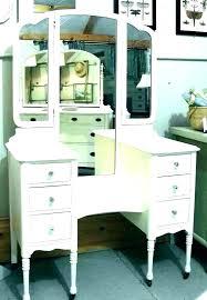 Makeup Vanity With Lights And Drawers Bedroom Desk Vanity Light Up ...