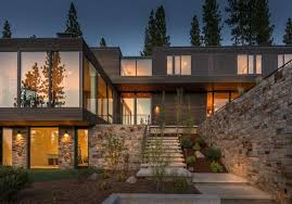 house amusing sloping designs 3 cantilever home 03 sloping house designs australia