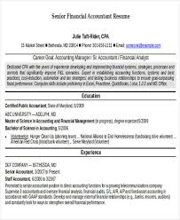 Staff Accountant Resume Samples 38 Accountant Resumes In Doc Free Premium Templates