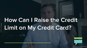 How To Increase Credit Limit Its Easier Than You Think
