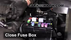 blown fuse check 2009 2015 honda pilot 2011 honda pilot ex l 3 5l v6 Honda Pilot Fuse Box 6 replace cover secure the cover and test component honda pilot fuse box diagram