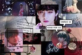 Aesthetic Kim Taehyung Desktop ...