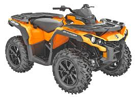you can get outlander 4 4 quads in the 850 and 1000cc size but the 650 is really all you need unless your normal riding is on fire roads in the mounns