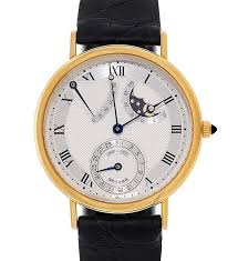 men s watch trends for 2016 vintage styles to invest in lot 2568 bruguet classic wristwatch power reserve 1990s koller auctions 2015